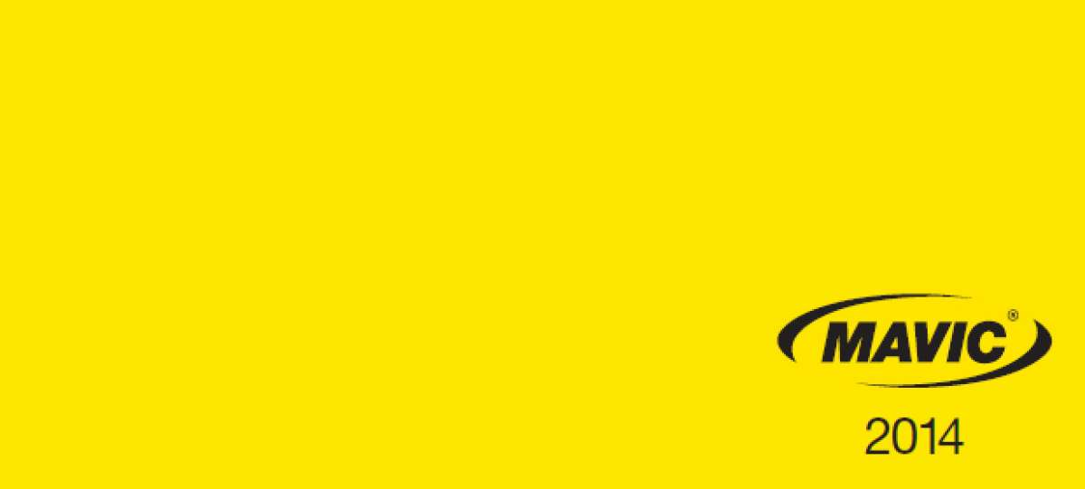 Catálogo de Mavic 2014. Toda la gama de productos Mavic para la temporada 2014
