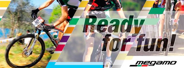 Catálogo de Megamo 2015. Toda la gama de bicicletas Megamo para la temporada 2015