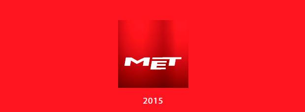 Catálogo de MET 2015. Toda la gama de cascos MET para la temporada 2015