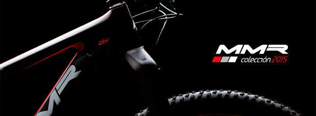 Catálogo de MMR 2015. Toda la gama de bicicletas MMR para la temporada 2015