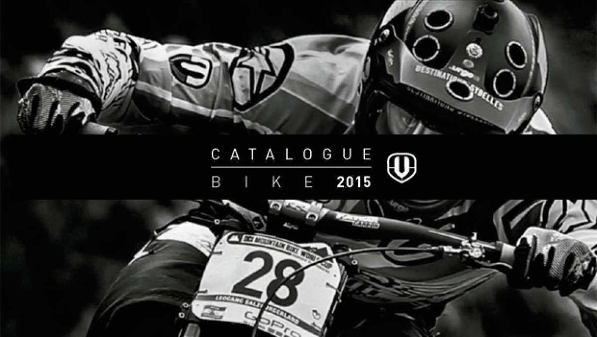Catálogo de Mondraker 2015. Toda la gama de bicicletas Mondraker para la temporada 2015