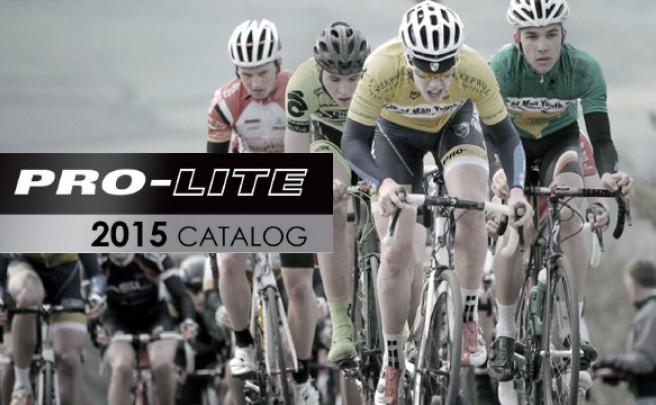 Catálogo de Pro-Lite 2015. Toda la gama de componentes de Pro-Lite para la temporada 2015