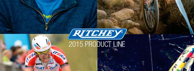 Catálogo de Ritchey 2015. Toda la gama de productos Ritchey para la temporada 2015