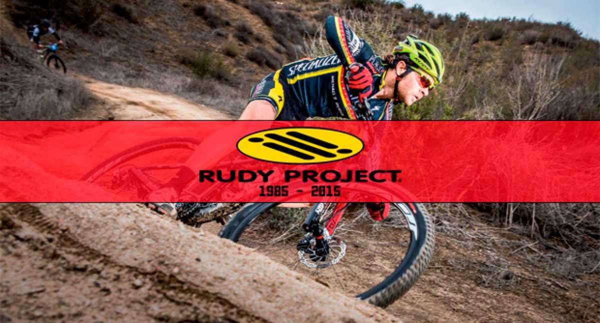 Catálogo de Rudy Project 2015. Toda la gama de equipamiento Rudy Project para la temporada 2015
