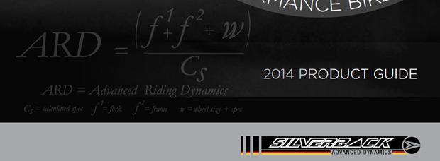 Catálogo de Silverback 2014. Toda la gama de bicicletas Silverback para la temporada 2014
