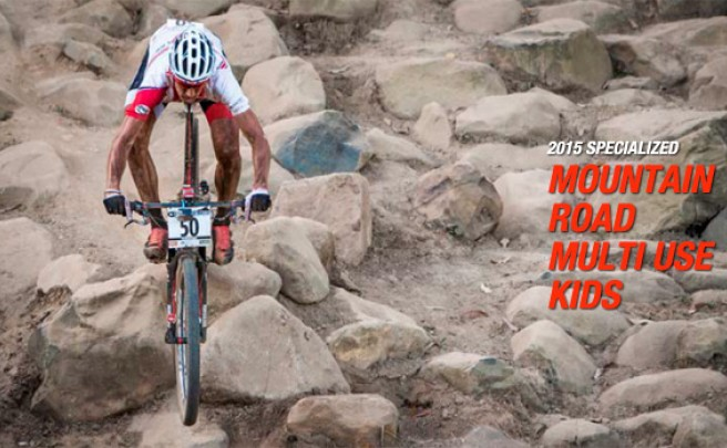 Catálogo de Specialized 2015. Toda la gama de bicicletas Specialized para la temporada 2015