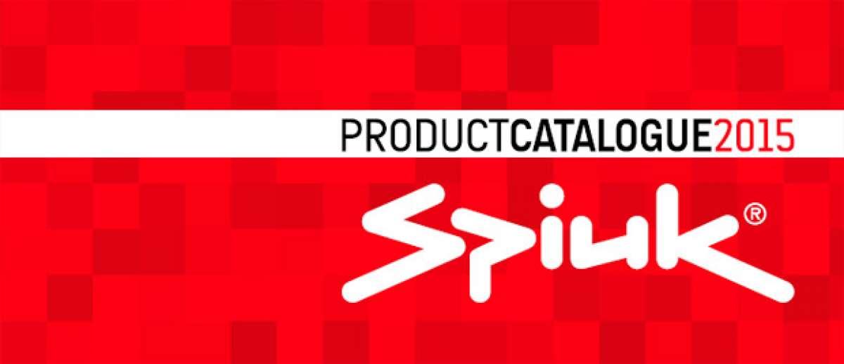 Catálogo de Spiuk 2015. Todo el equipamiento de Spiuk para la temporada 2015