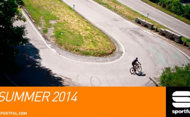 Catálogo de Sportful 2014. Todo el equipamiento de Sportful para la primavera y verano de 2014