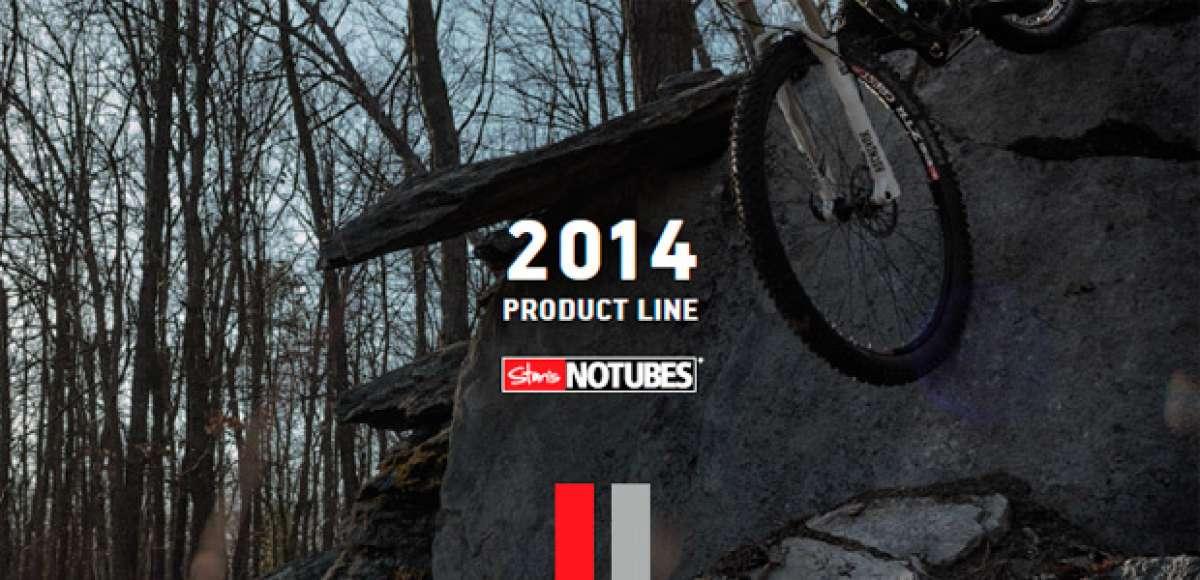 "Catálogo de Stan""s NoTubes 2014. Toda la gama de ruedas Stan""s NoTubes para la temporada 2014"
