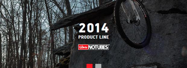 Catálogo de Stan's NoTubes 2014. Toda la gama de ruedas Stan's NoTubes para la temporada 2014