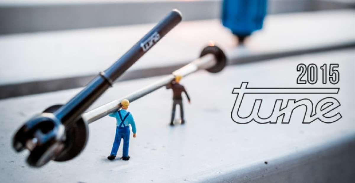 Catálogo de Tune 2015. Toda la gama de productos Tune para la temporada 2015