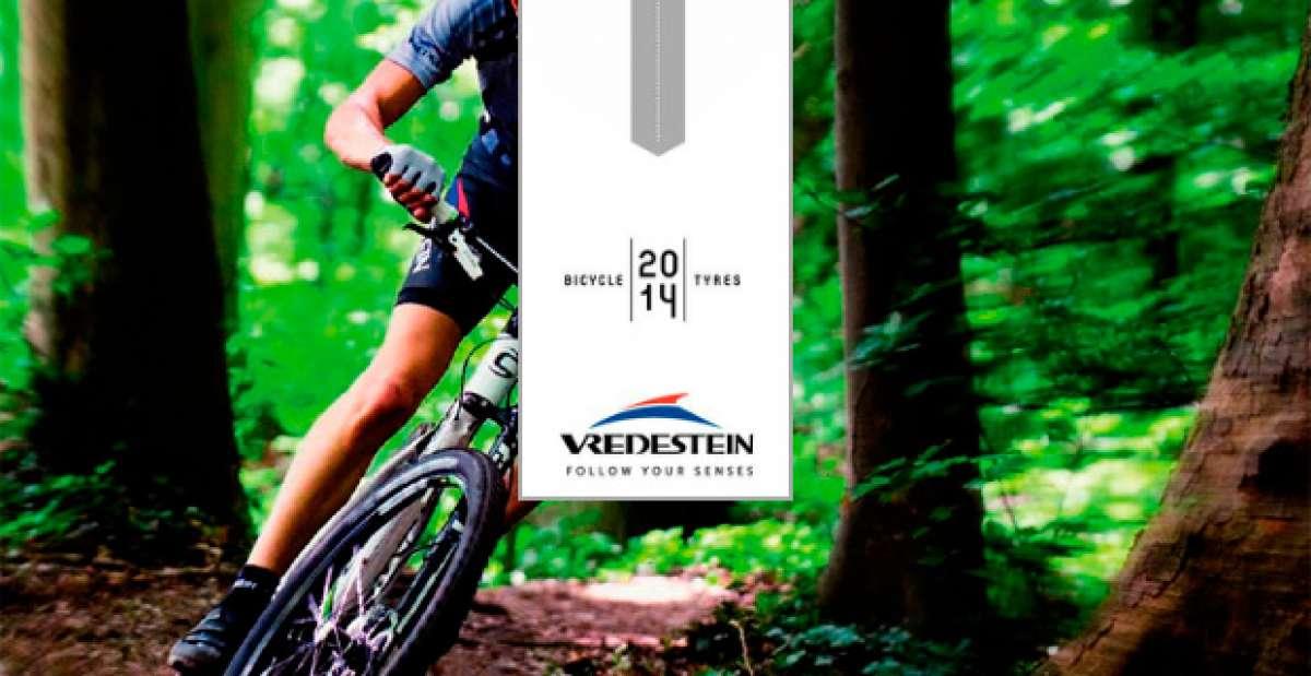 Catálogo de Vredestein 2014. Toda la gama de cubiertas Vredestein para la temporada 2014