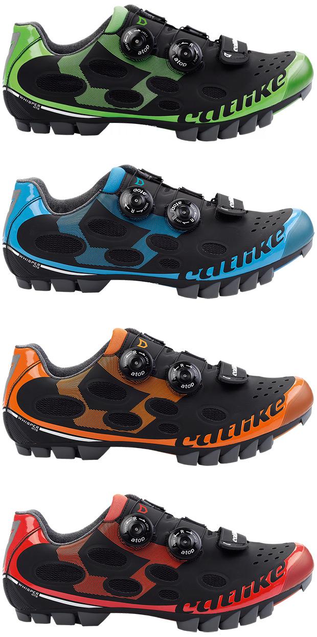 Catlike Whisper MTB: El grafeno llega a las zapatillas de Mountain Bike