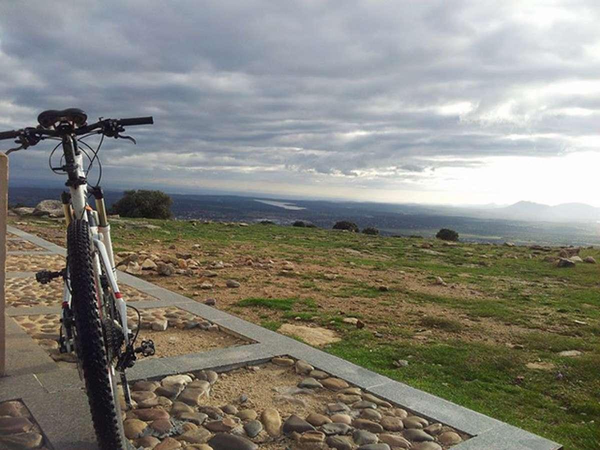 """La foto del día en TodoMountainBike: """"Cerro del Telégrafo"""""""