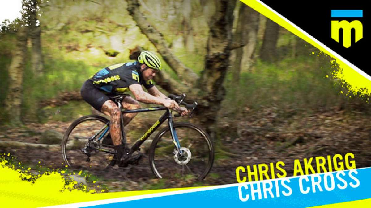 ChrisCross, las increíbles aptitudes de Chris Akrigg sobre una Mongoose Selous