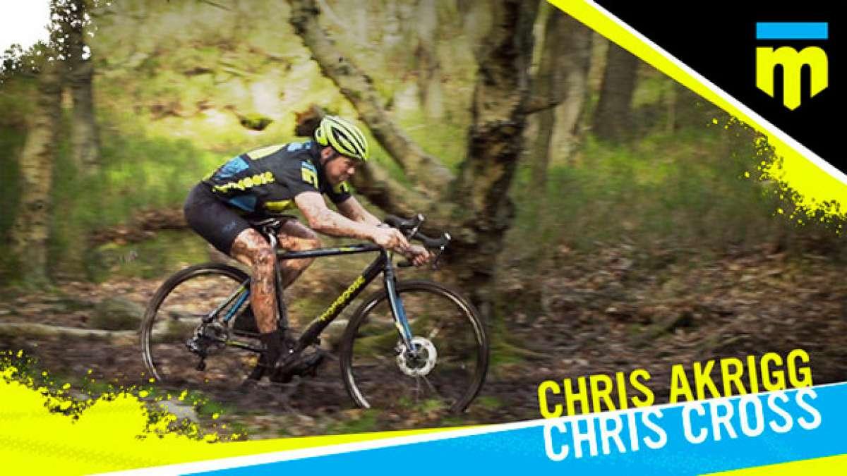 ChrisCross, las increíbles aptitudes de Chris Akrigg sobre una Mongoose Selous