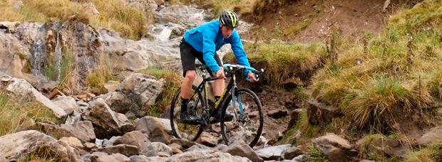 ChrisCross 2, o cómo convertir una bicicleta de ciclocross en una cabra montés