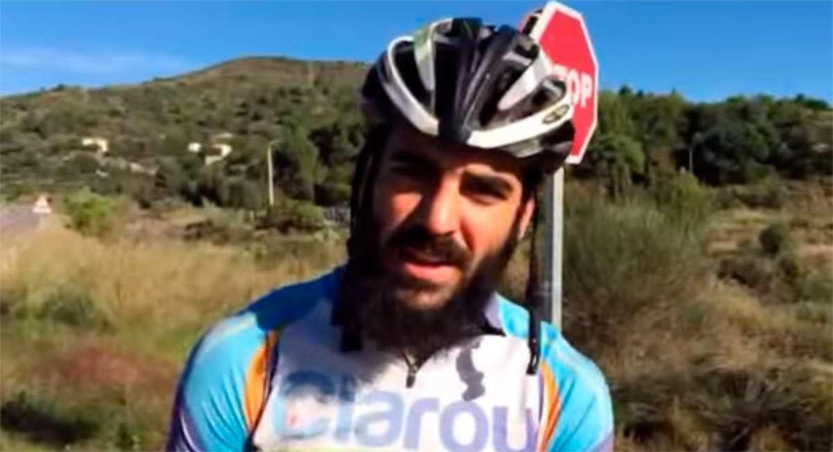 Así están las cosas: Un ciclista atropellado y después apedreado en una carretera catalana