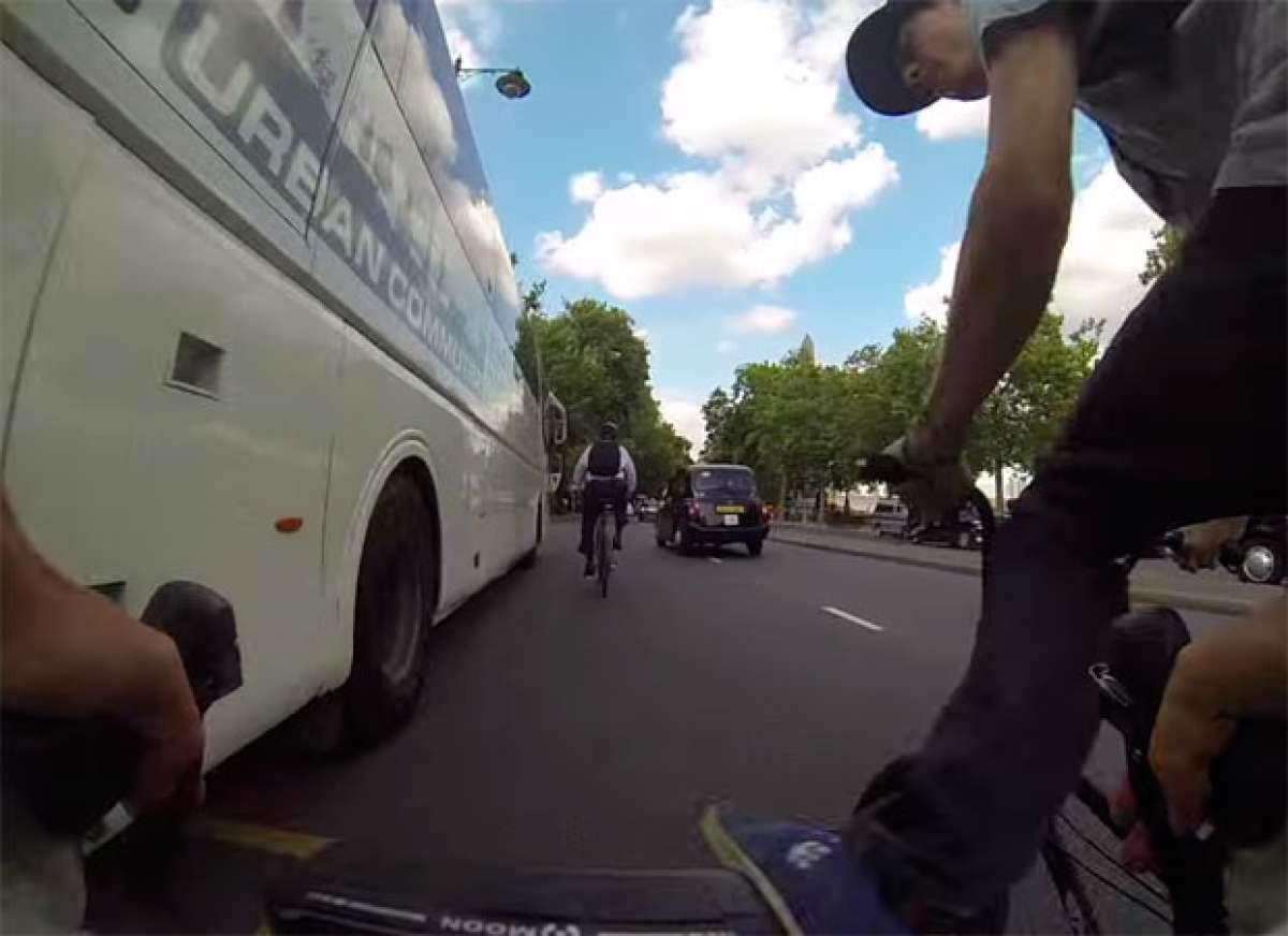 Trampas en el monte, conductores imprudentes en la carretera y... ¿Ciclistas psicópatas?