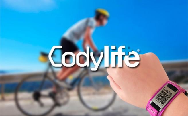Codylife: Identificadores personales con códigos QR para deportistas