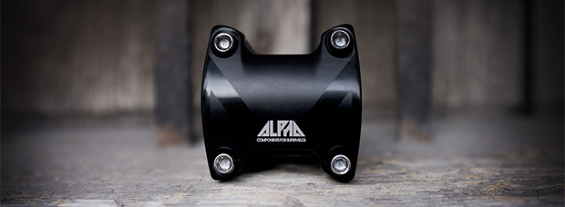 Ride Alpha: La nueva firma de componentes de Commencal