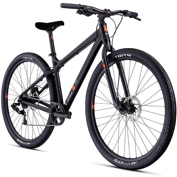 "Commencal Uptown, una bicicleta urbana con ""alma"" de Mountain Bike"