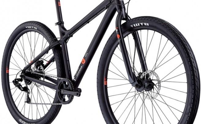 Commencal Uptown, una bicicleta urbana con 'alma' de Mountain Bike