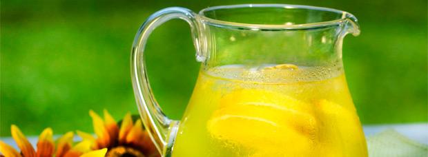 Nutrición: Limonada casera para hidratarnos saludablemente y, de paso, perder peso