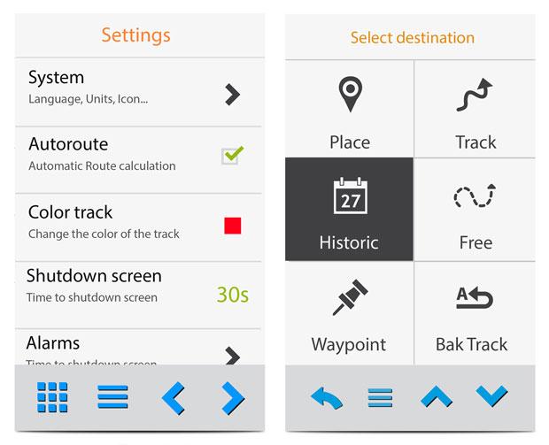 Nueva versión TwoNav 3 para el software de navegación de CompeGPS