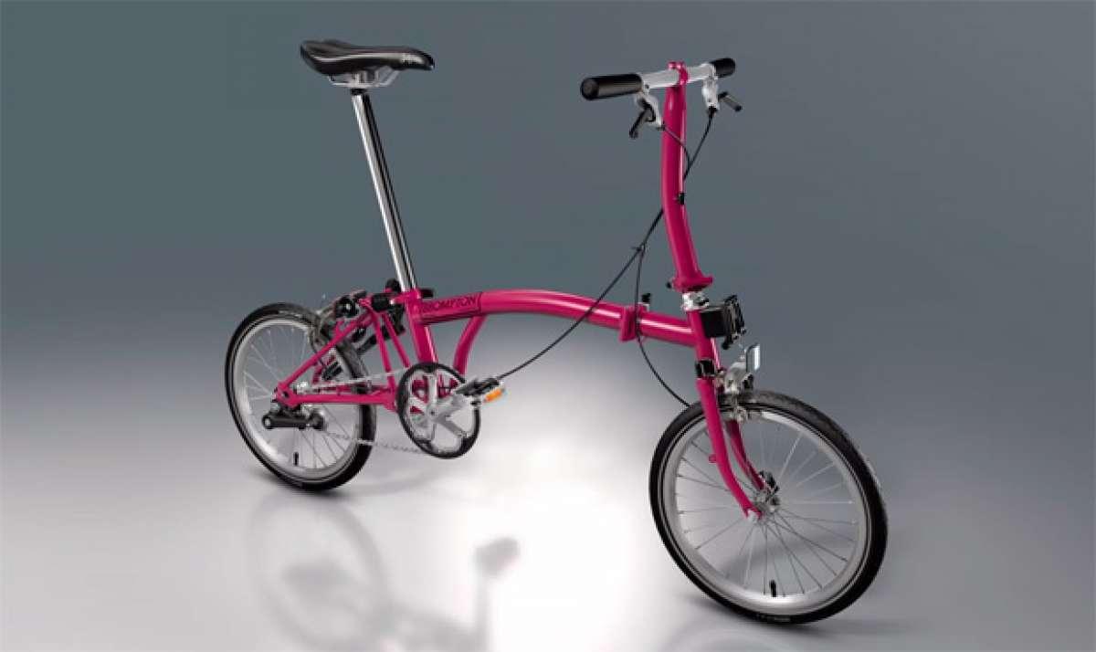 """Nuevo configurador """"a la carta"""" para las bicicletas plegables de Brompton"""