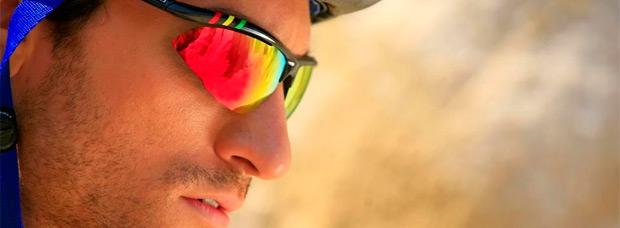 Algunos consejos para mantener nuestras gafas deportivas en perfecto estado