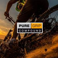 Nuevo compuesto 'Pure Grip' para las cubiertas de Continental
