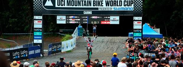 Copa del Mundo 2014: Las pruebas íntegras de XC y DH en Cairns (Australia)