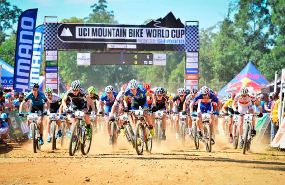 Copa del Mundo 2014: Las pruebas íntegras de XC y DH en Pietermaritzburg