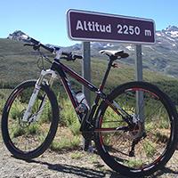 La foto del día en TodoMountainBike: 'Subida a la Hoya de la Mora (Sierra Nevada)'