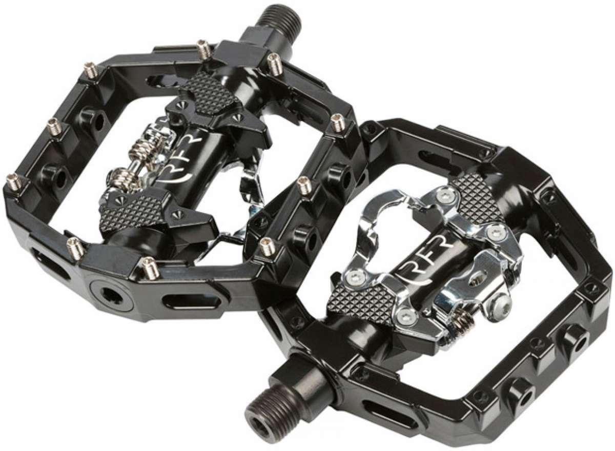 Cube RFR Click-System, unos interesantes pedales de plataforma compatibles con anclajes SPD