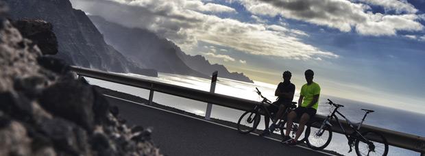 La foto del día en TodoMountainBike: 'El lado Oeste de Gran Canaria'
