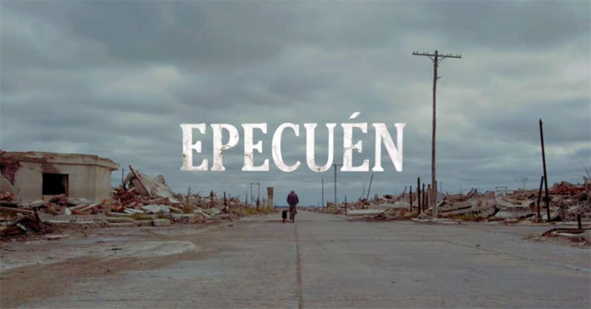 Las peripecias de Danny MacAskill sobre las ruinas de Epecuén (Argentina)
