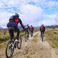 La foto del día en TodoMountainBike: 'Ruta hacia las nubes'
