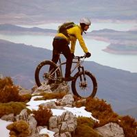 'DESDE mi HOGgAR': Mountain Bike en los Pirineos con una Fat Bike