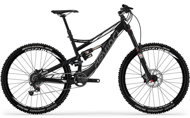 Devinci Spartan 2015: La nueva y más que 'guerrera' bicicleta de Devinci