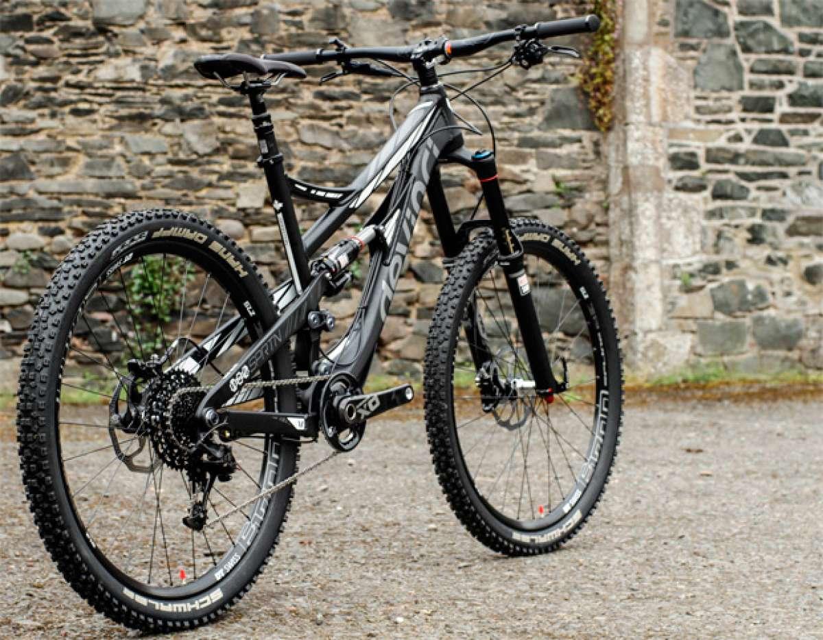 """Devinci Spartan 2015: La nueva y más que """"guerrera"""" bicicleta de Devinci"""