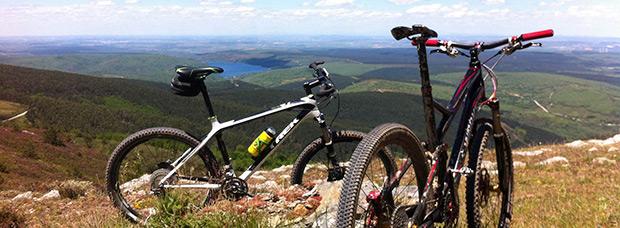 La foto del día en TodoMountainBike: 'Desde el Pico Trigaza (Burgos)'