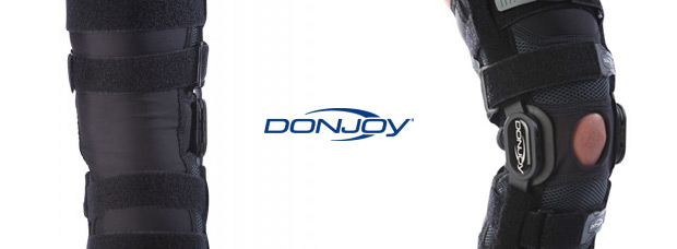 Playmaker II: La nueva rodillera para deportistas de Donjoy