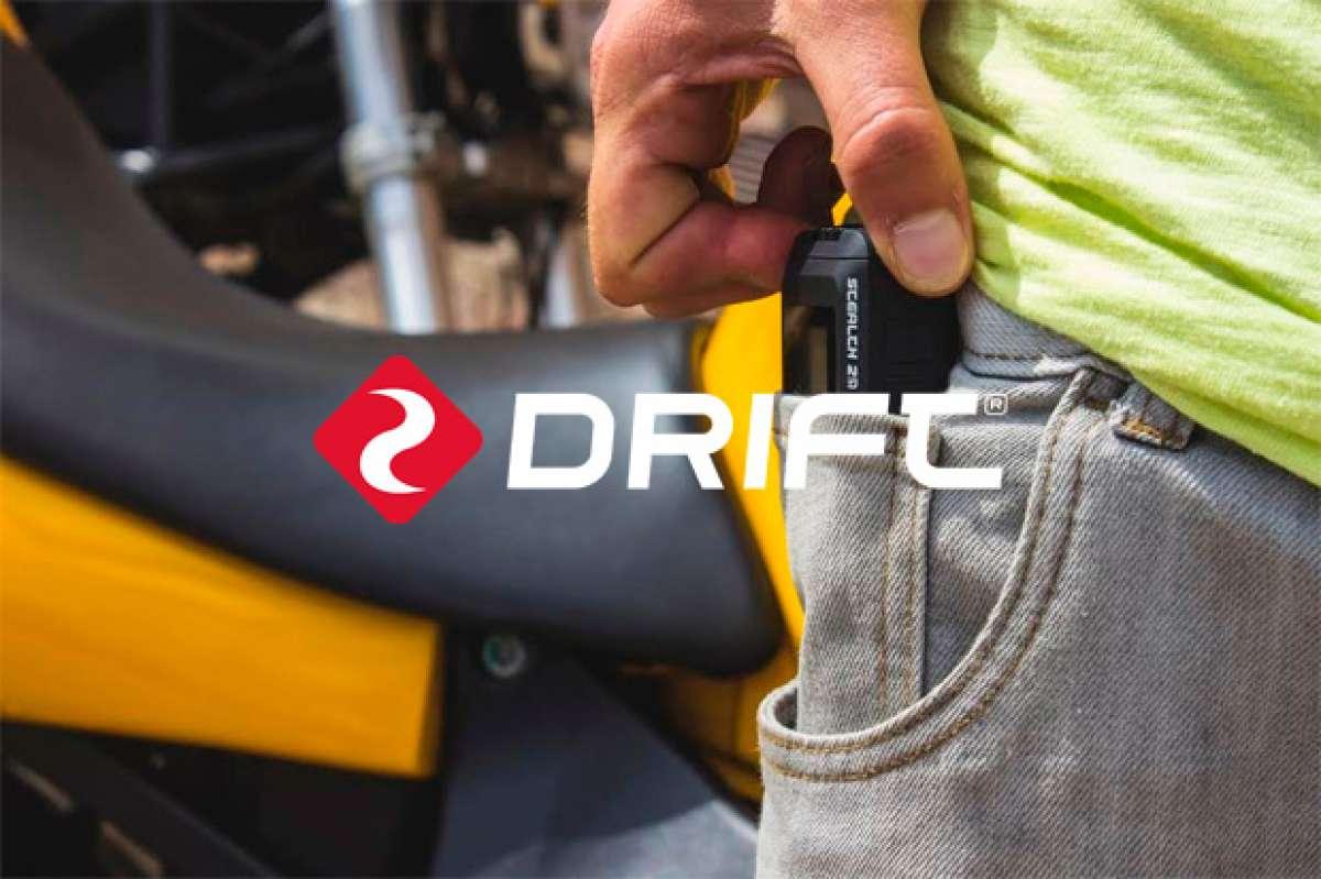 Drift Stealth 2, la cámara de acción más pequeña y fácil de usar de Drift Innovation
