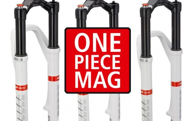 Nuevas horquillas DT Swiss One Piece Mag, la mejor relación peso-precio del mercado