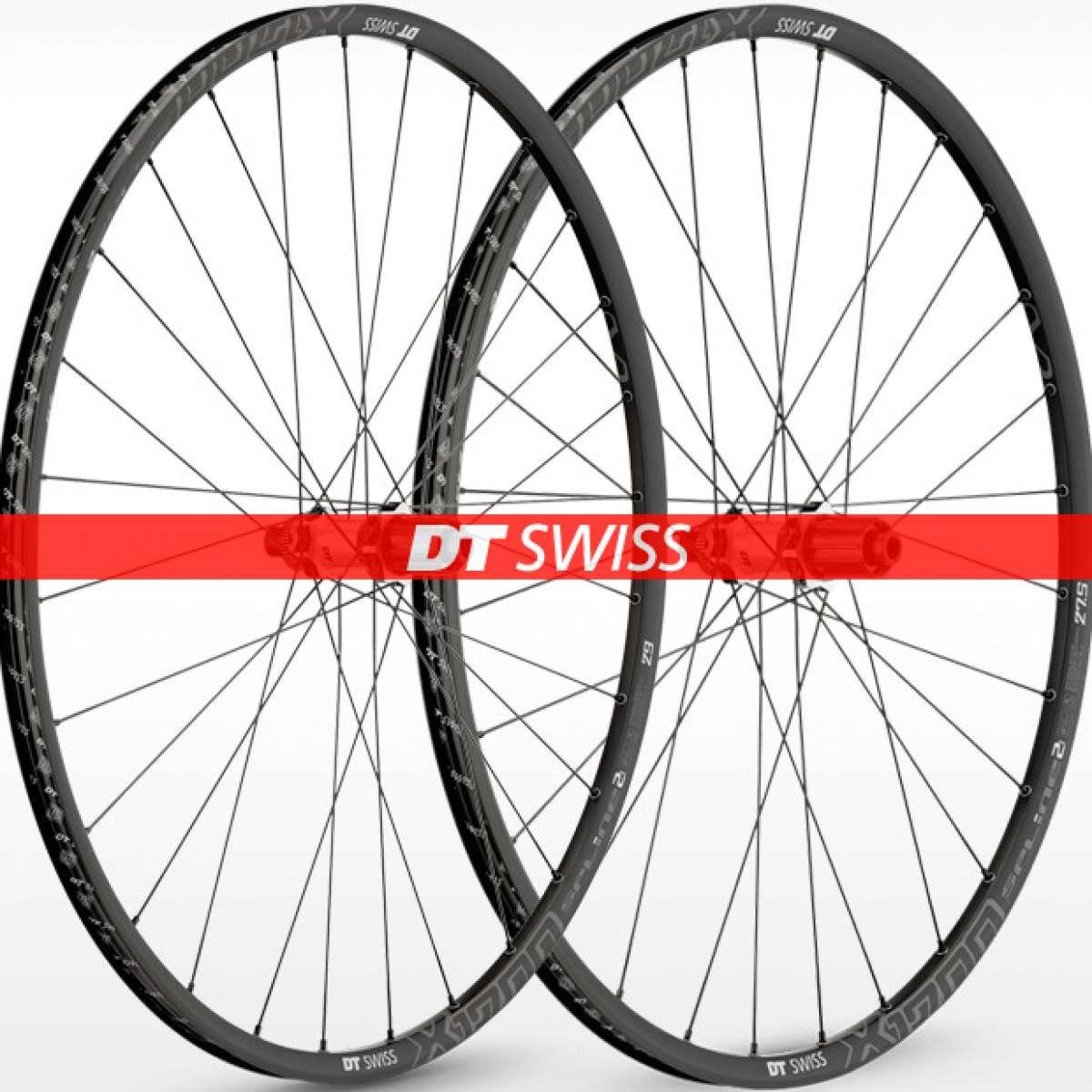 DT Swiss 1700 Spline TWO: Las nuevas ruedas de gama media para XC de la firma suiza