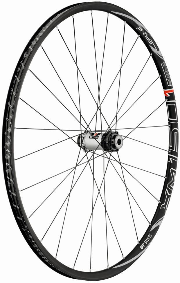 Nueva gama de bujes y ruedas de DT Swiss compatibles con la horquilla RockShox RS-1