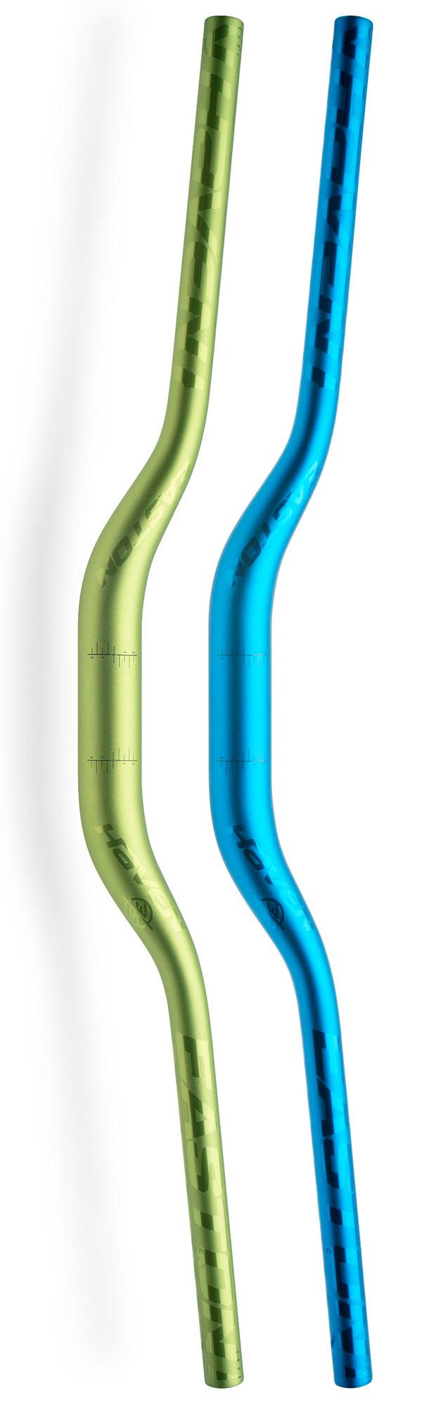 Easton Haven 35: Nueva y espectacular gama de manillares de 35 milímetros