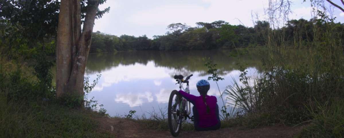 La foto del día en TodoMountainBike: 'A donde nos lleve nuestra bici'